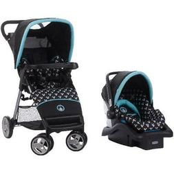 Baby Car Seat Stroller Combo Simple Fold LX Travel System Mi