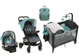 Baby Combo Travel System Stroller with Car Seat Infant Playa