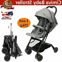 Baby Foldable Travel System Stroller Safety Infant Car Seat