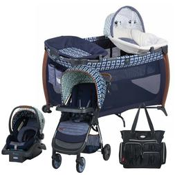 Baby Stroller Travel System with Car Seat Infant Playard Com