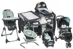 Baby Stroller Travel System with Car Seat Playard Infant Swi