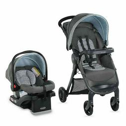 Graco Baby Stroller With Car Seat Combo Newborn Infant Kids