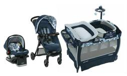 Graco Baby Stroller Combo with Car Seat Travel System Rocker