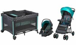 Baby Stroller with Car Seat Infant Playard Crib Travel Syste