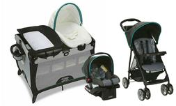 Baby Stroller with Car Seat Travel System Infant Nursery Cri