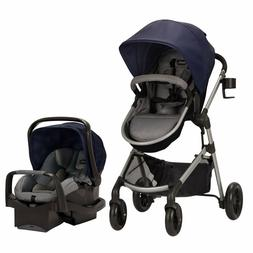 Baby Stroller Travel System with Car Seat Combo 3 in 1 Rever