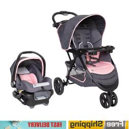 Car Seat and Stroller Combo Set Baby Infant Kid Newborn Trav