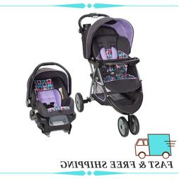 Car Seat and Wheel Stroller Combo Set Baby Trend EZ Ride 35