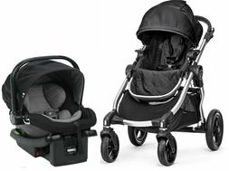 Baby Jogger City Select Travel System Stroller with City Go