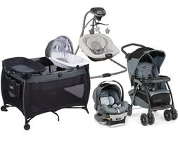 Chicco Combo Travel Set Toddler Stroller with Car Seat Infan