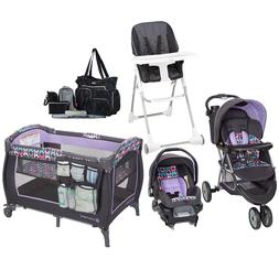 Baby Trend Combo Travel System Stroller Car Seat Playard Hig
