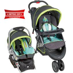 Baby Trend EZ Ride 5 Travel System Infant Stroller and Car S