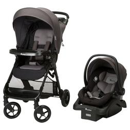 infant baby car seat stroller combo smooth