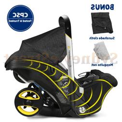 Infant Car Seat Stroller Baby, newborn, 4 in 1 combos light