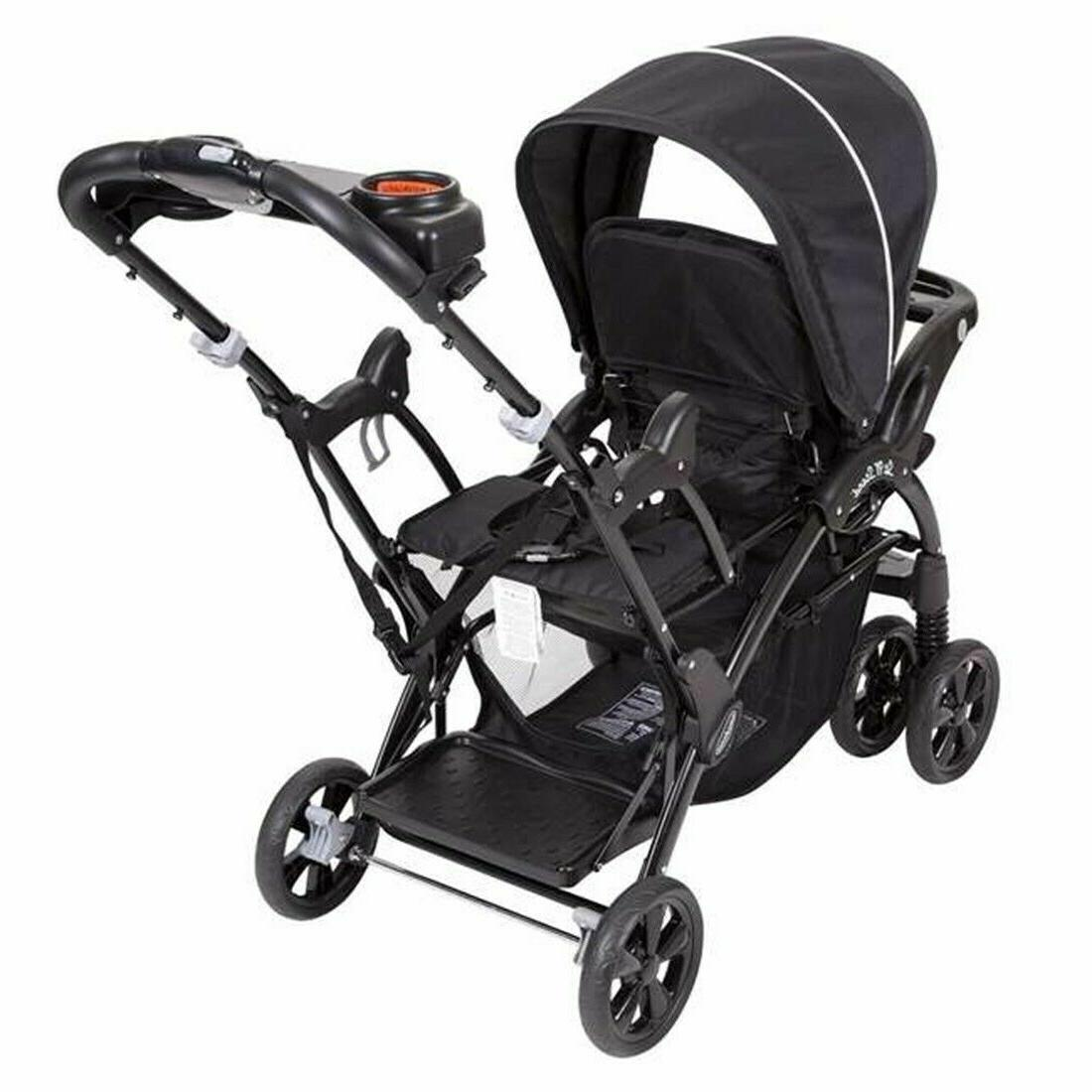 Baby Trend Double with 2 Twin Travel Combo