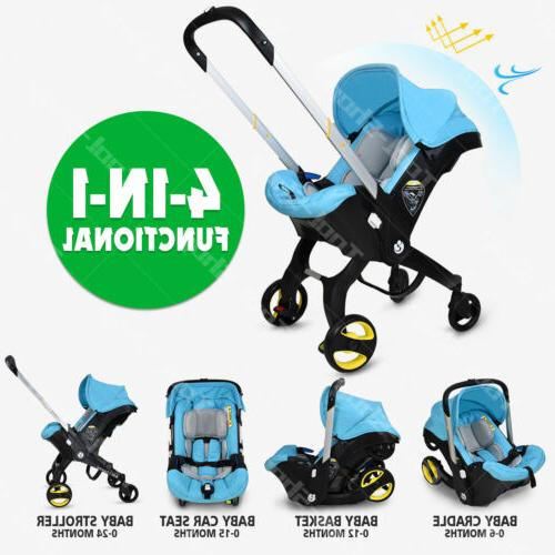 Baby Infant Stroller Combos Newborn in 1 Light Weight Travel