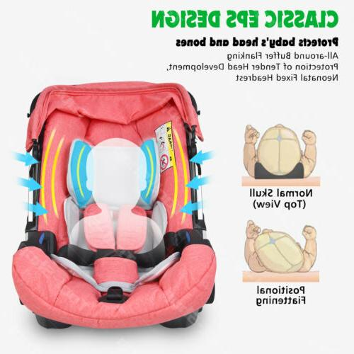 Baby Infant Car Seat in Light Weight Travel