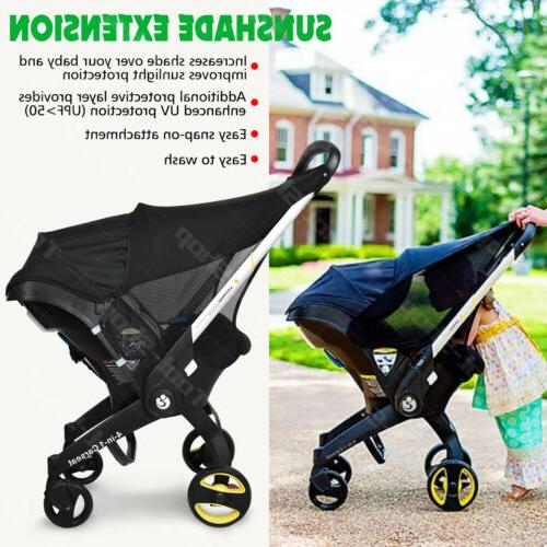Baby Infant Car Stroller Combos 4 in 1 Travel