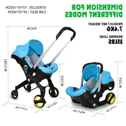 Baby Car Stroller Combos in Weight Travel