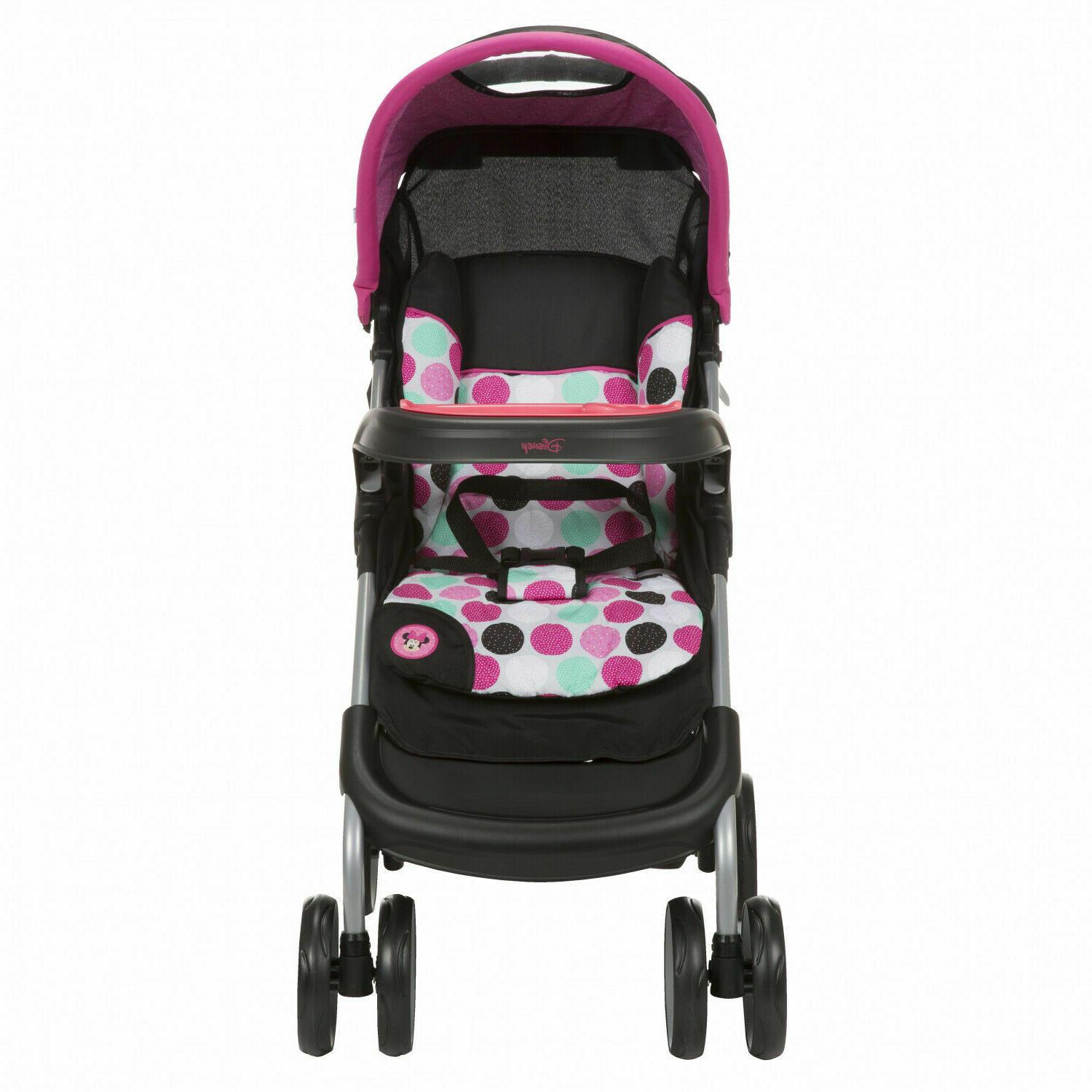 Baby Plus Travel System Stroller Car Seat Combo Set