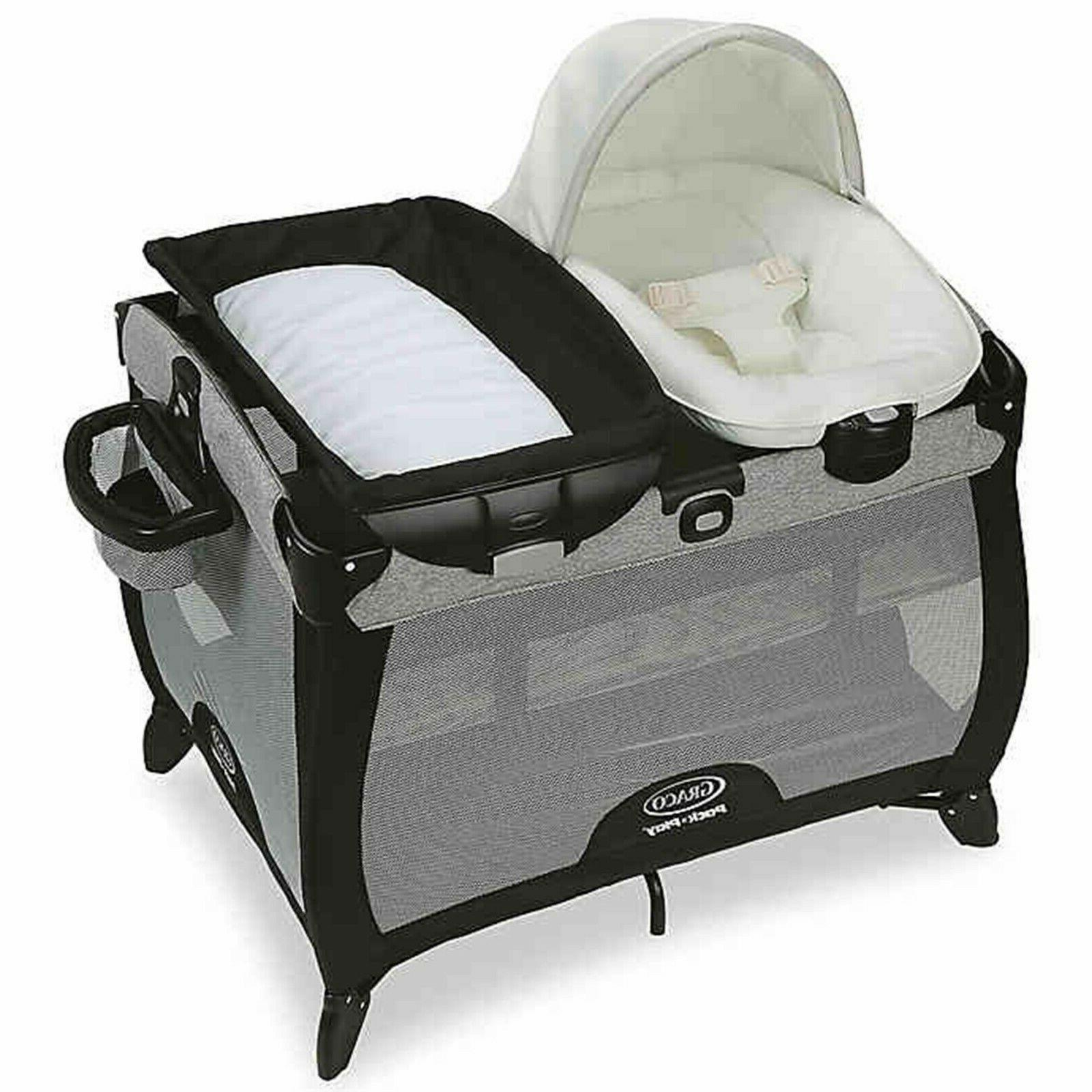 Graco Baby Stroller Travel System with Seat Playard New