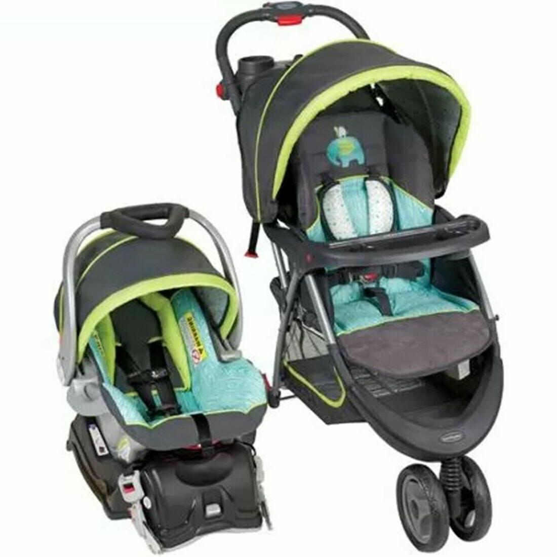 Baby Travel System Chair Set Combo