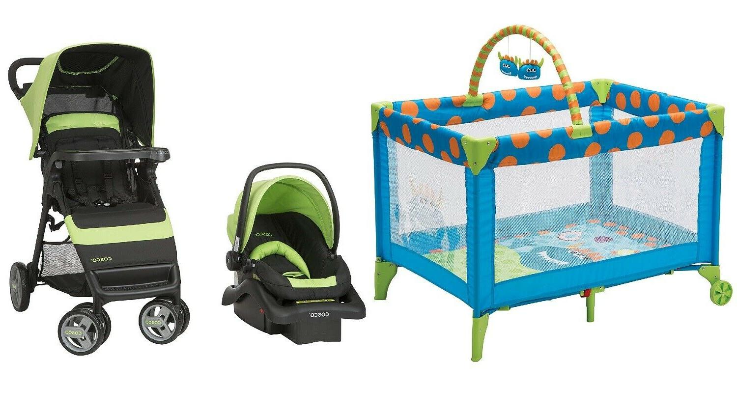 baby stroller with car seat deluxe infant