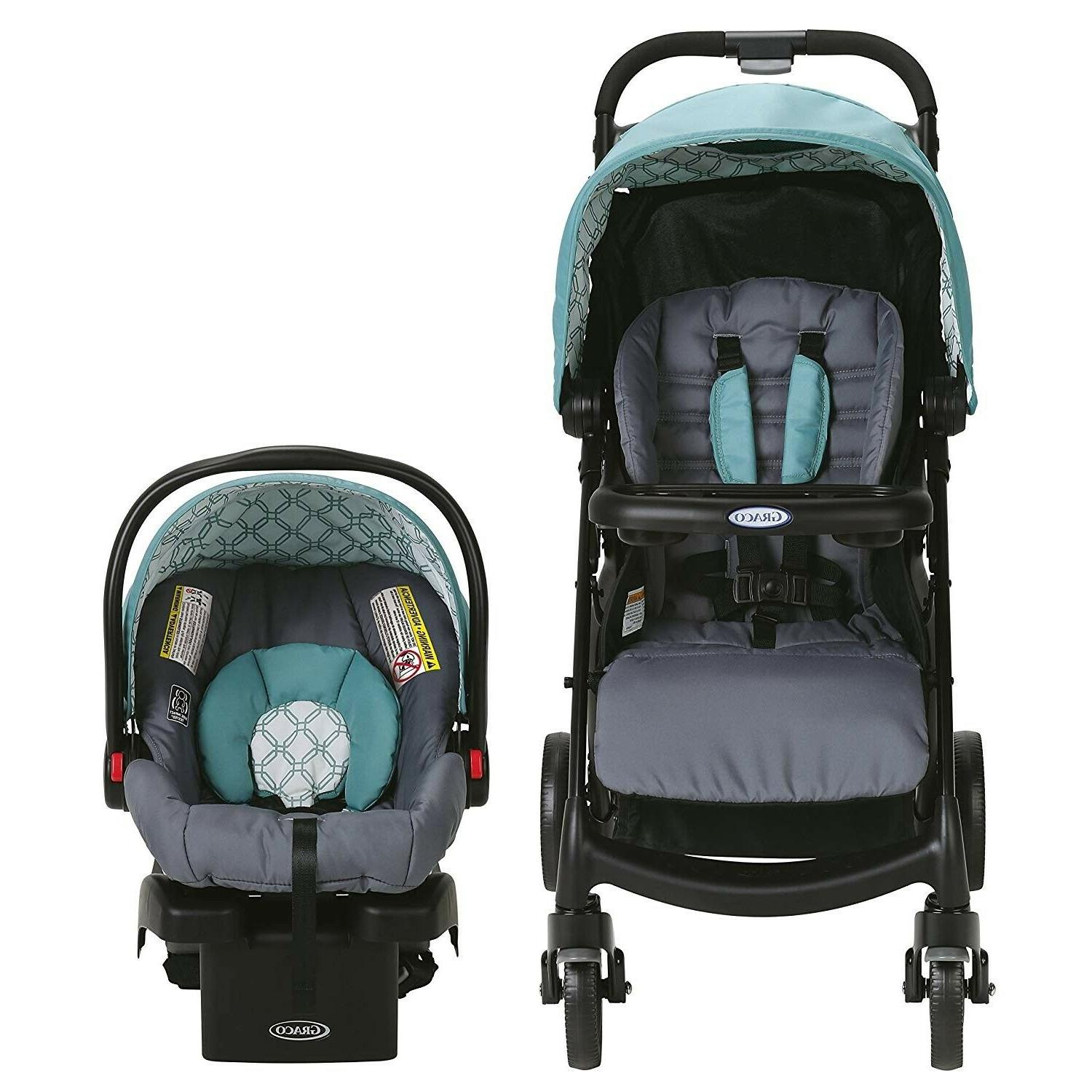 Baby Seat Diaper Travel System Combo