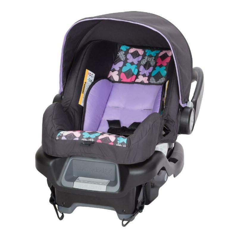 Car Seat Stroller Combo Trend EZ Travel System New