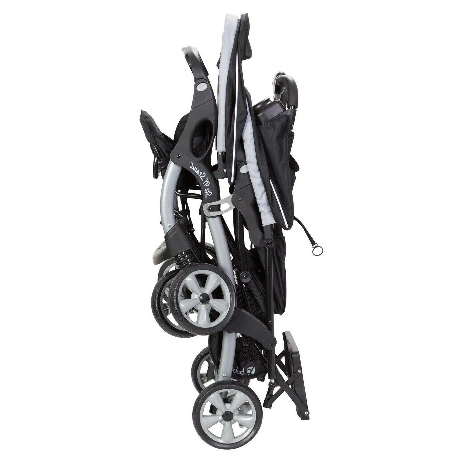 Baby with Car Infant Combo 2 Swings