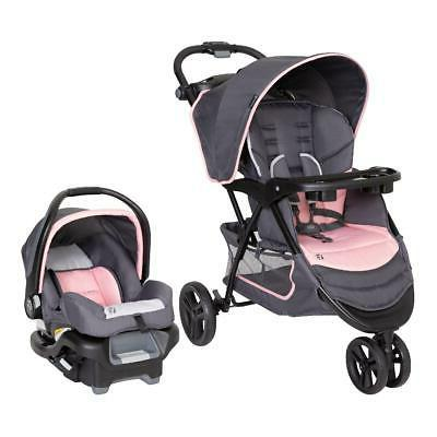 Baby Trend EZ Ride Jogger Travel System Stroller and CarSeat