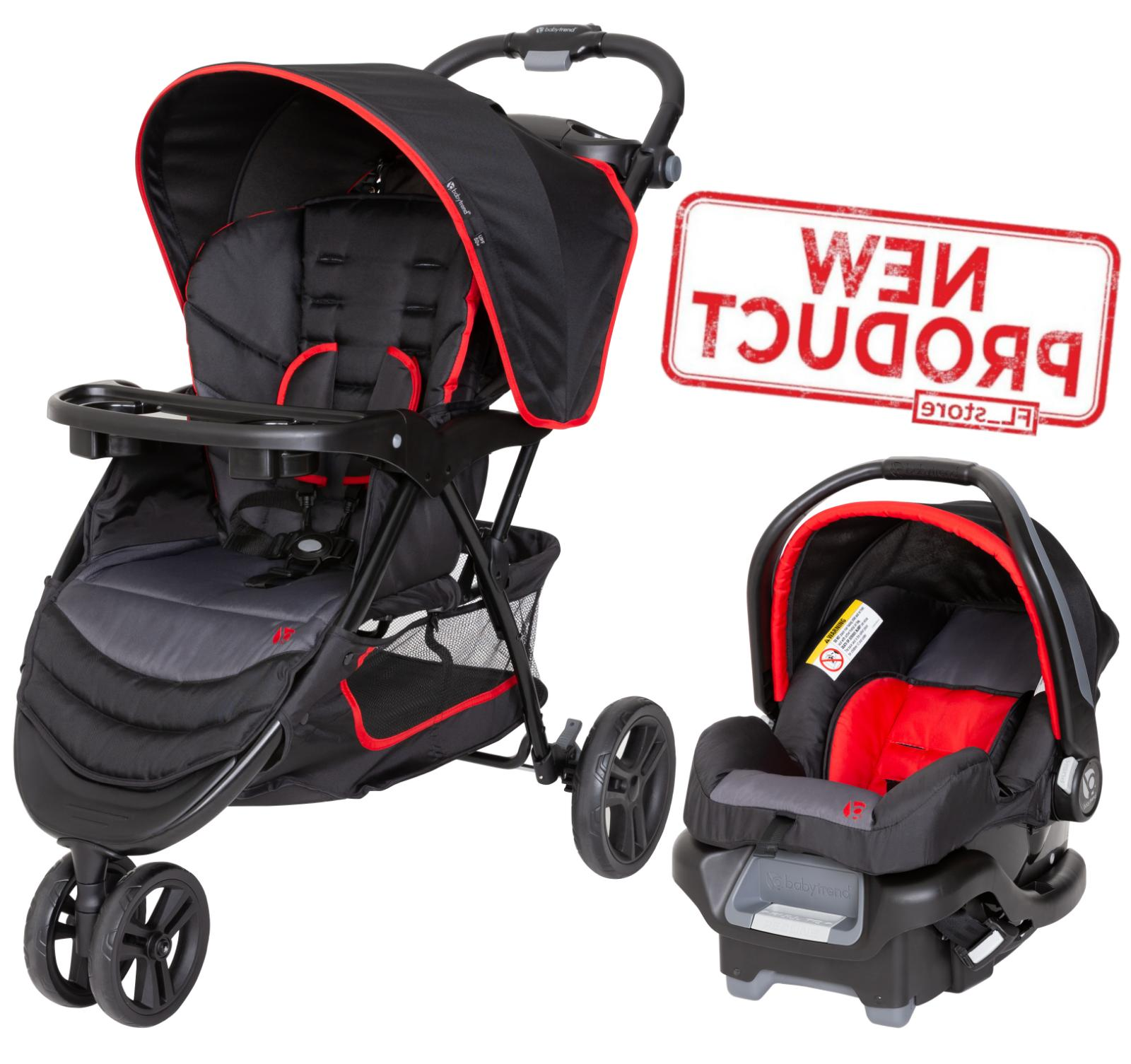 ez ride travel system mars red one