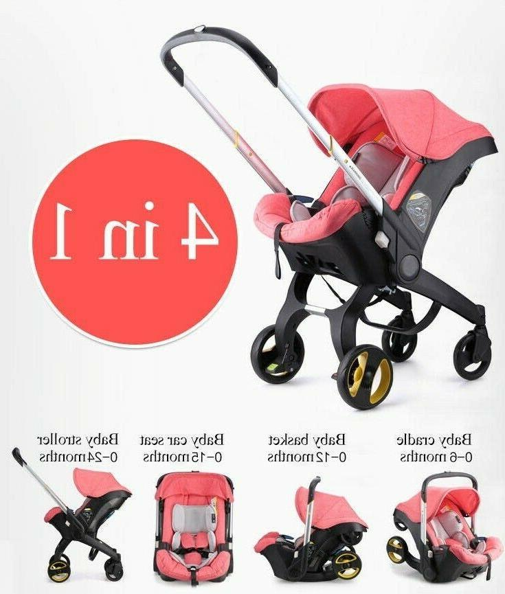 Infant Car Seat Baby, 4 1 travel