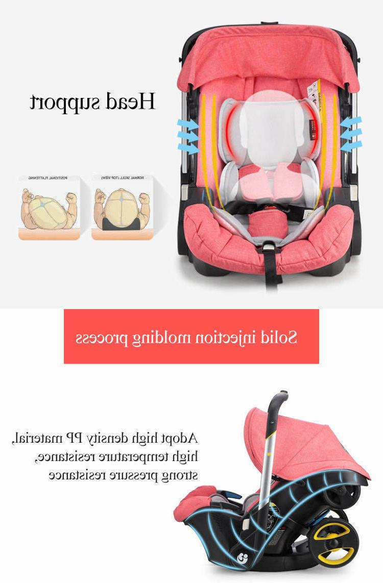 Infant Car Combos 4 for new weight for travel