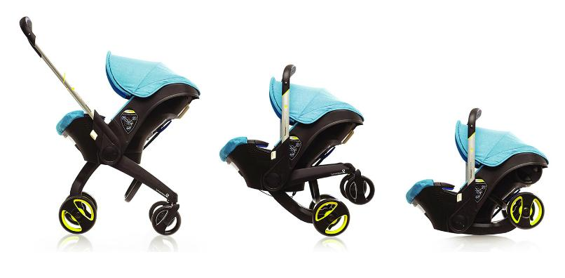 Infant Seat Combos in for weight travel