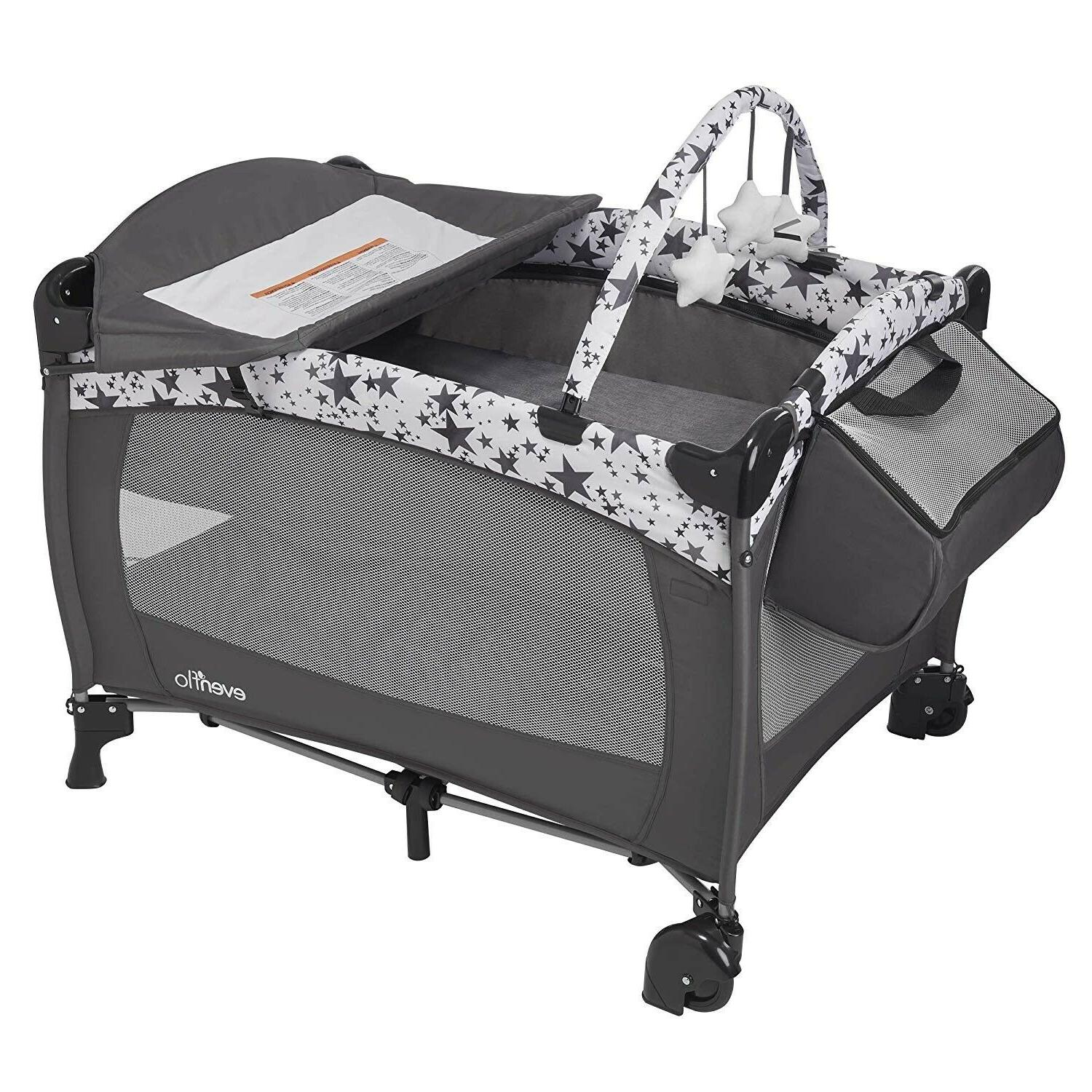 Evenflo Stroller Car Baby Playard Set