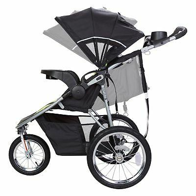Baby Trend Pathway 35 Jogger Optic Green