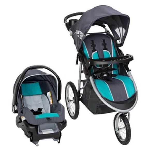 pathway 35 jogger travel system optic teal