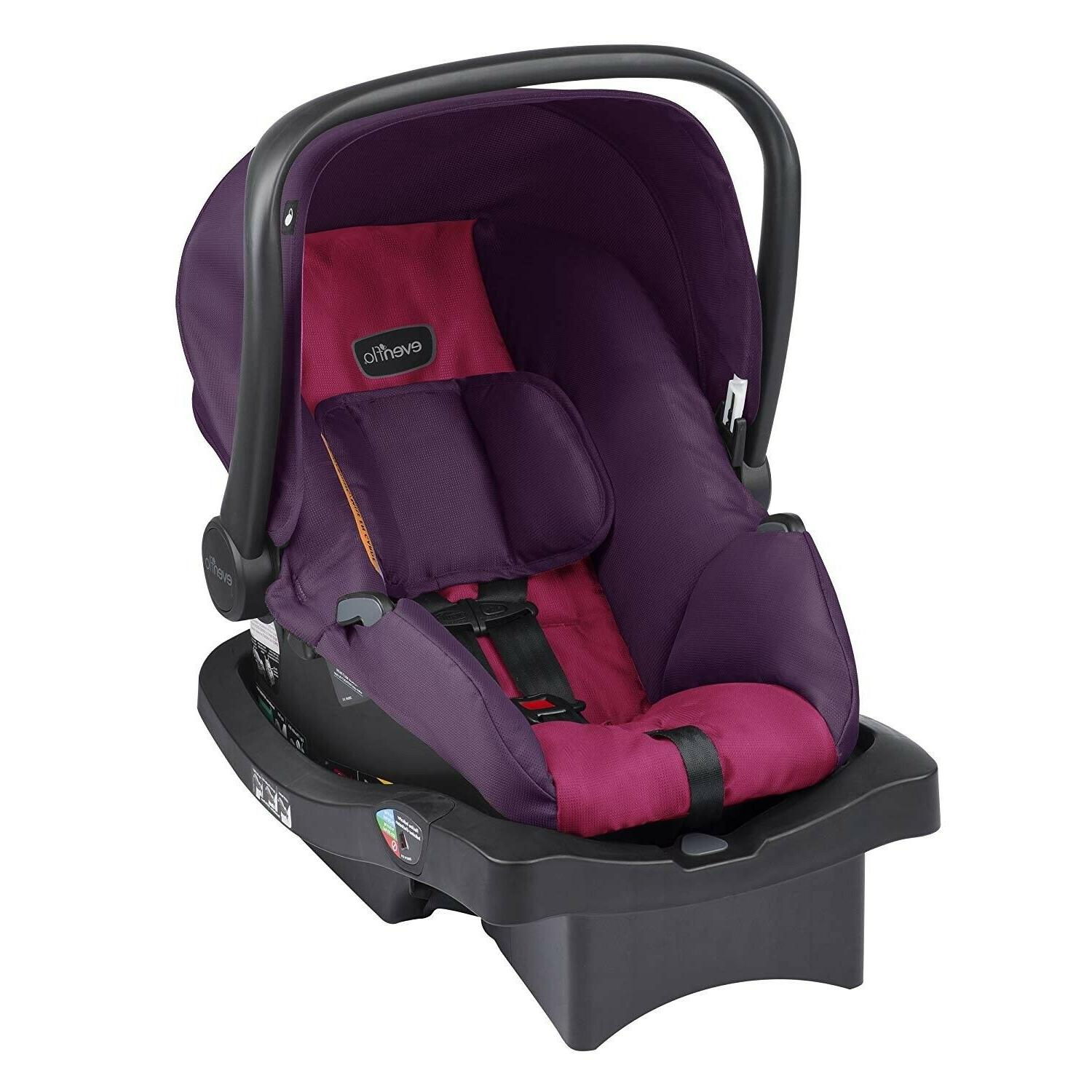 Evenflo Seat Chair Diaper Bag System Combo Set