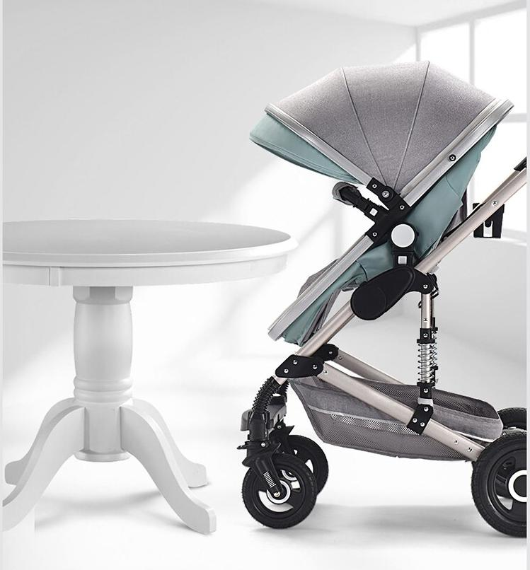 Premium Baby Carriage Stroller & Seat & Infant