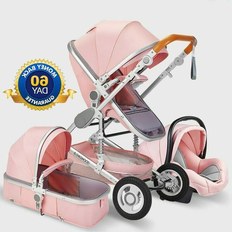 Premium Baby Carriage Stroller & Infant
