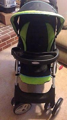 Stroller and combo