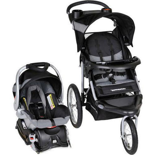 Baby Trend Expedition Jogger Stroller Car Seat Travel System