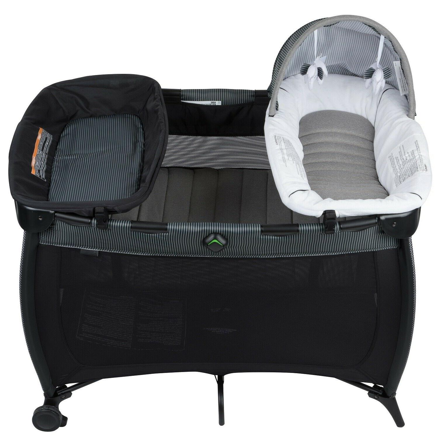 Stroller with Seat Infant Nursery Crib Baby System