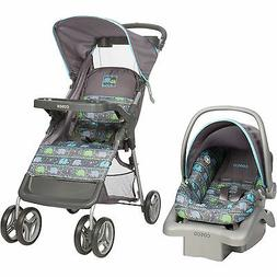 Cosco Lift & Stroll Plus Travel System combo stroller plus c