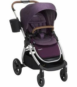 MaxiCosi 2018 Adorra Stroller Nomad Purple Carriage Reversib