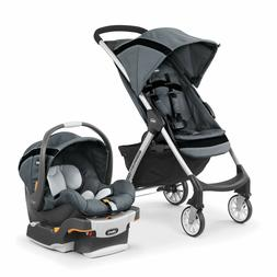 Chicco Mini Bravo Sport Travel System with KeyFit Infant Car