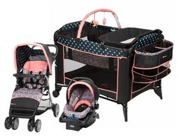 New Disney Baby Travel System with Car Seat Infant Playard C
