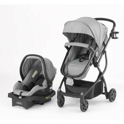 Plus Travel System Special Edition Infant Car Seat Converts