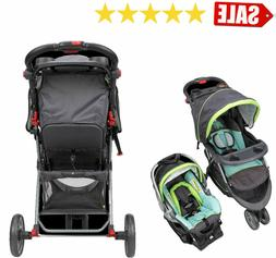 Stroller & Car Seat Combo Set Baby Trend EZ Ride 5 Travel Sy